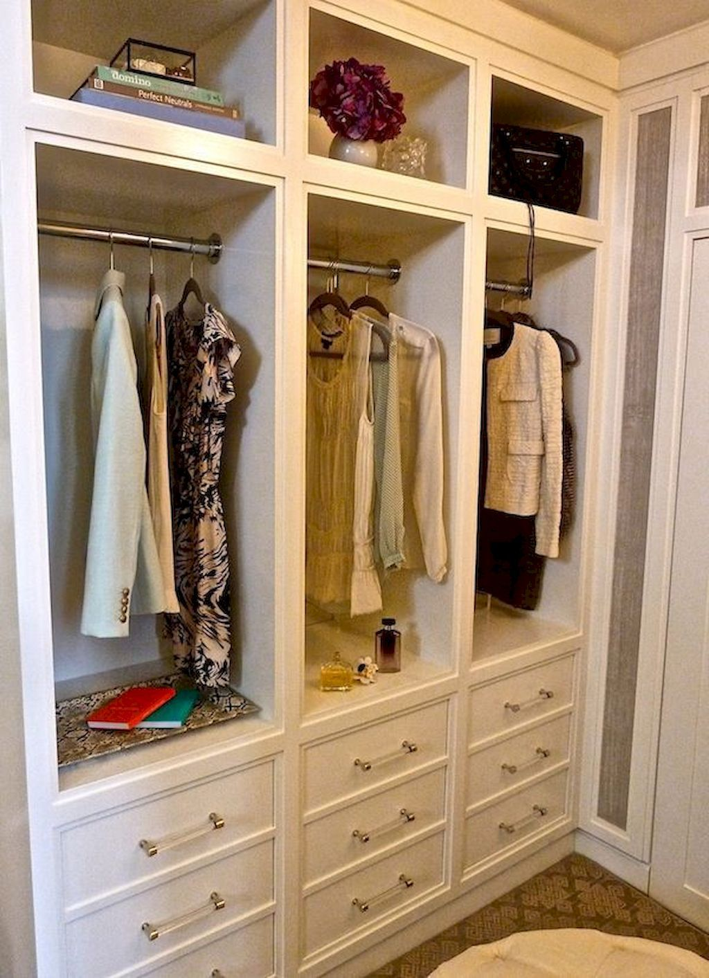 50 diy small closet organization ideas that work closet on extraordinary small walk in closet ideas makeovers id=54063