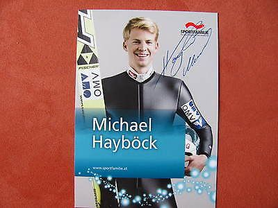 @Store_Club_Fan : Autogramm - Michael Hayböck - Nordische Ski-WM 2017 - original autograph https://t.co/gQ6pEoG0GB https://t.co/s57UCSb0jW