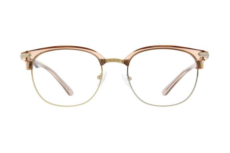 d54b0e86faf Translucent Browline Glasses  7810723