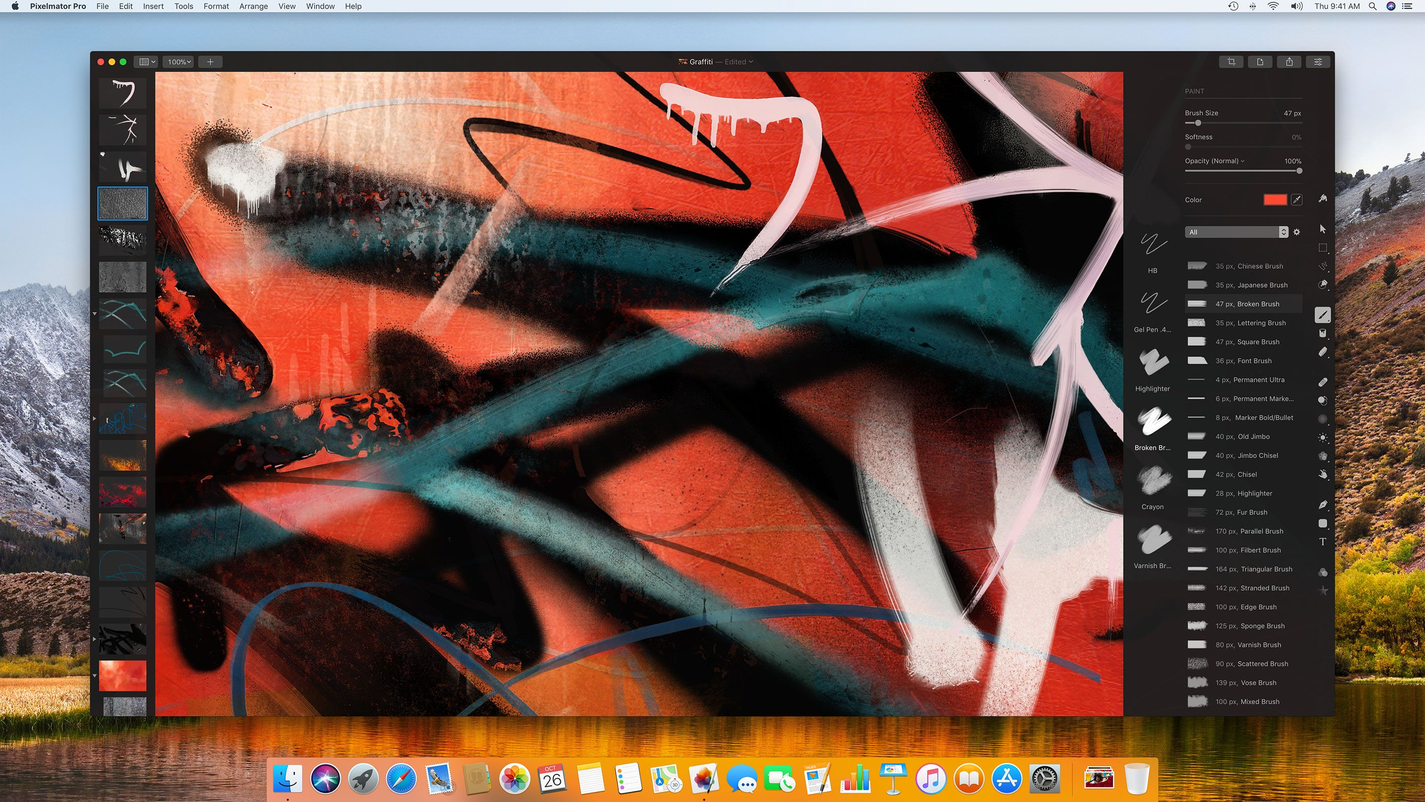 Pixelmator Pro app Apps for mac, images