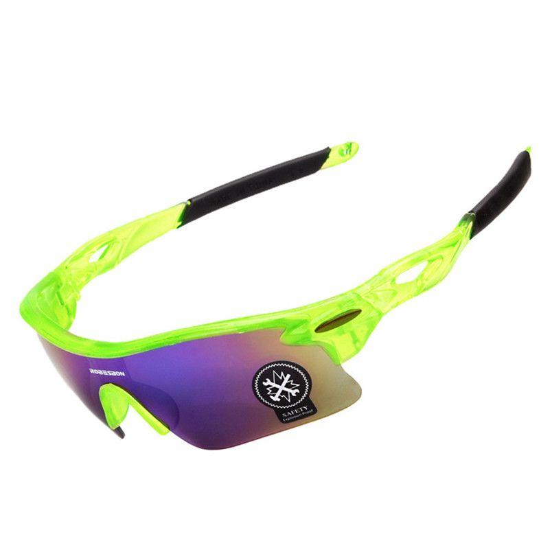 Polarisierte Sonnenbrille Outdoor Radsport Brille Fahrrad