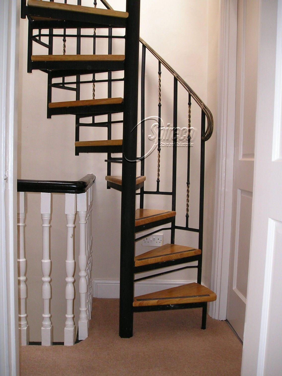 Best Attic Spiral Stairs 400 x 300