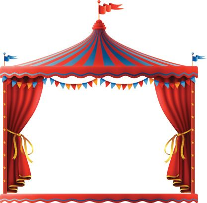 circus stage sign circus monkey pinterest clip art flourish rh pinterest com au stage clipart background stage clipart free