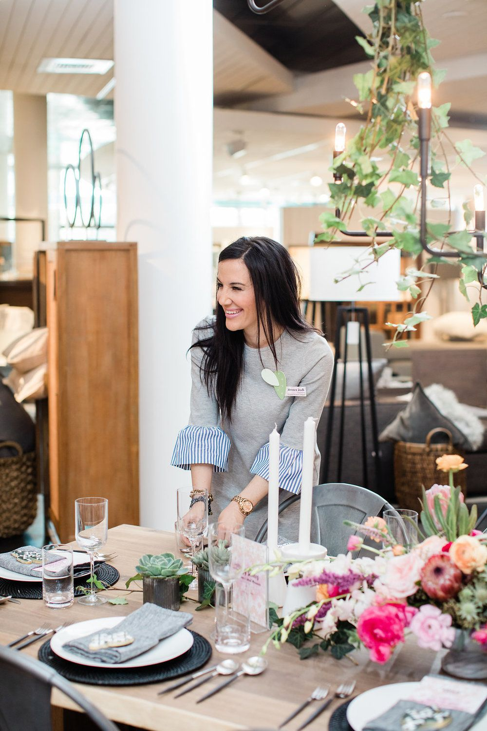 Wedding Registry Event with Crate and Barrel Affordable