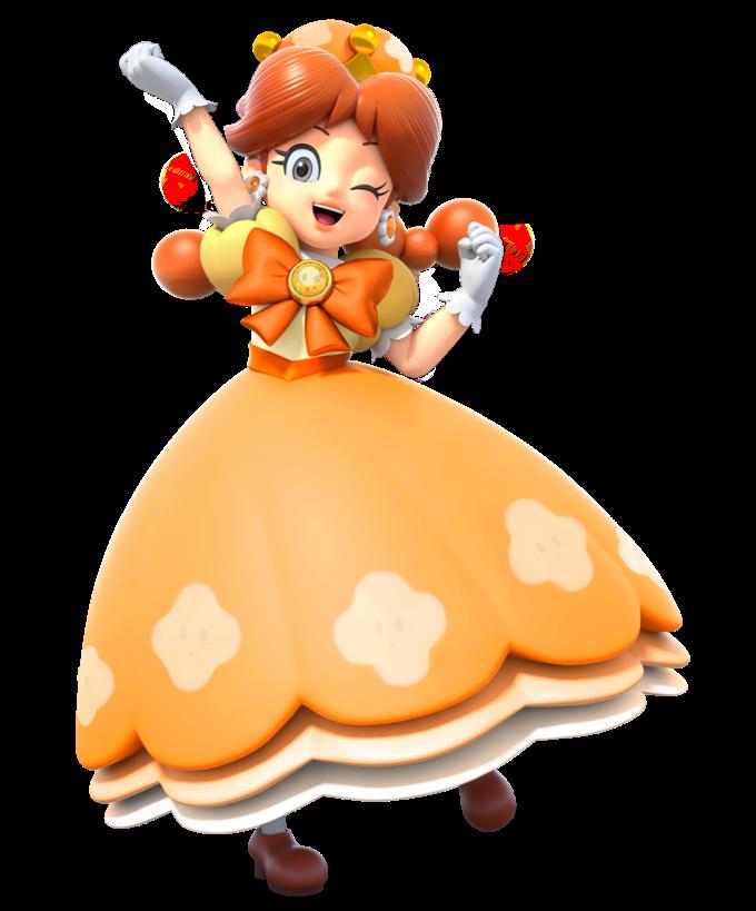 Daisyette Nintendo You Re Welcome By We Are Daisy Peachette Super Crown Peach Mario Super Mario Art Super Mario Princess