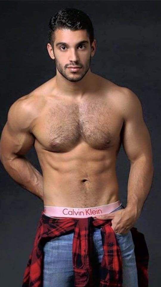 Hot nude arab guy