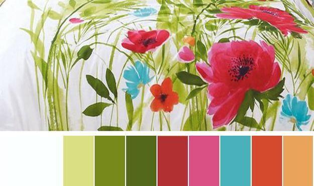 Neon Bedroom Decor Color Schemes