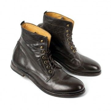 Moma lace-up ankle boots outlet eastbay free shipping the cheapest sale low price free shipping 2014 NQhfl