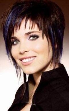 Pour les photos des coiffures avec les coupes des cheveux