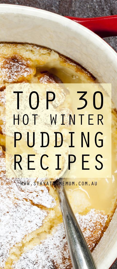 Photo of 27 Delicious Winter Recipes to Warm your Soul