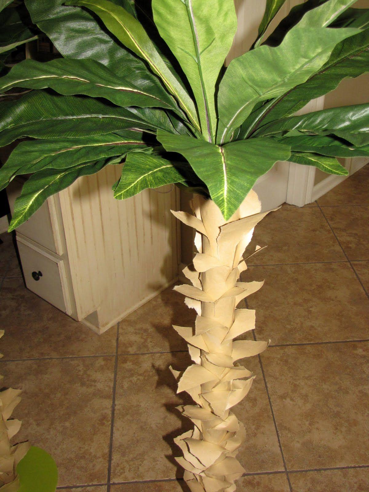 Greygrey Designs Diy Palm Trees Paper Palm Tree Fake Palm Tree Palm Trees