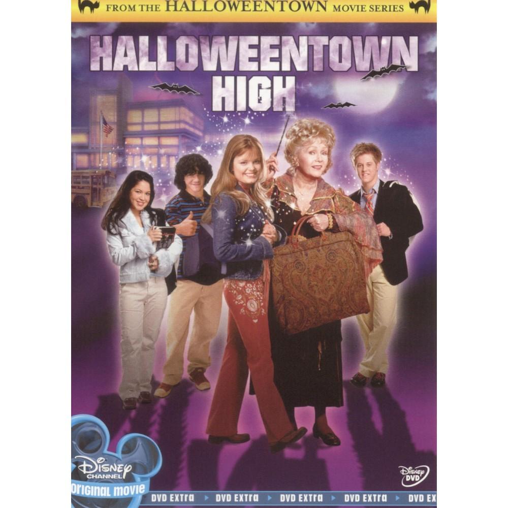 Halloweentown High (DVD) Halloweentown high, Disney