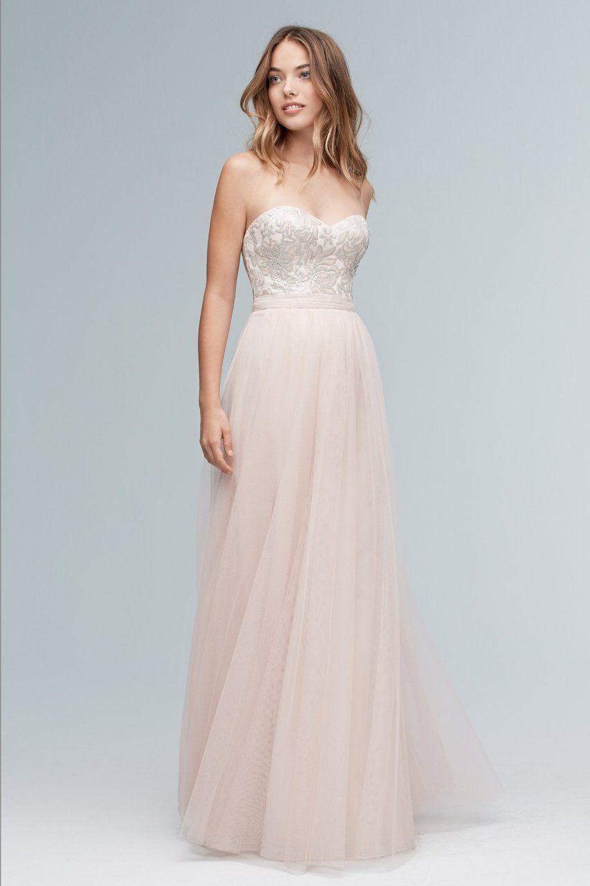 Wtoo Bridesmaid Dress 159i In 2019 Bridesmaid Dresses Pinterest