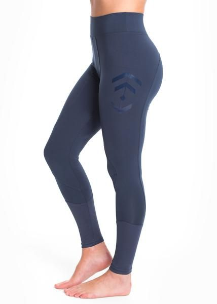 d34f561d0837ee Navy SS17 Technical Stretch Leggings – Aztec Diamond Equestrian (UK) Limited