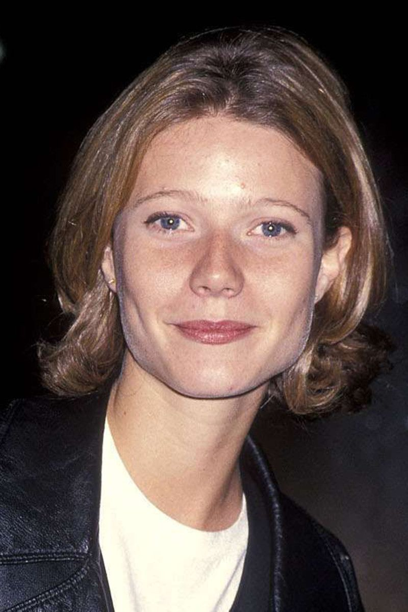 Paltrow, Before and After Permanent makeup