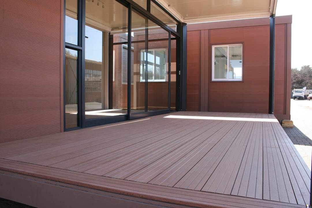 project in south africa Patio flooring, Plastic flooring