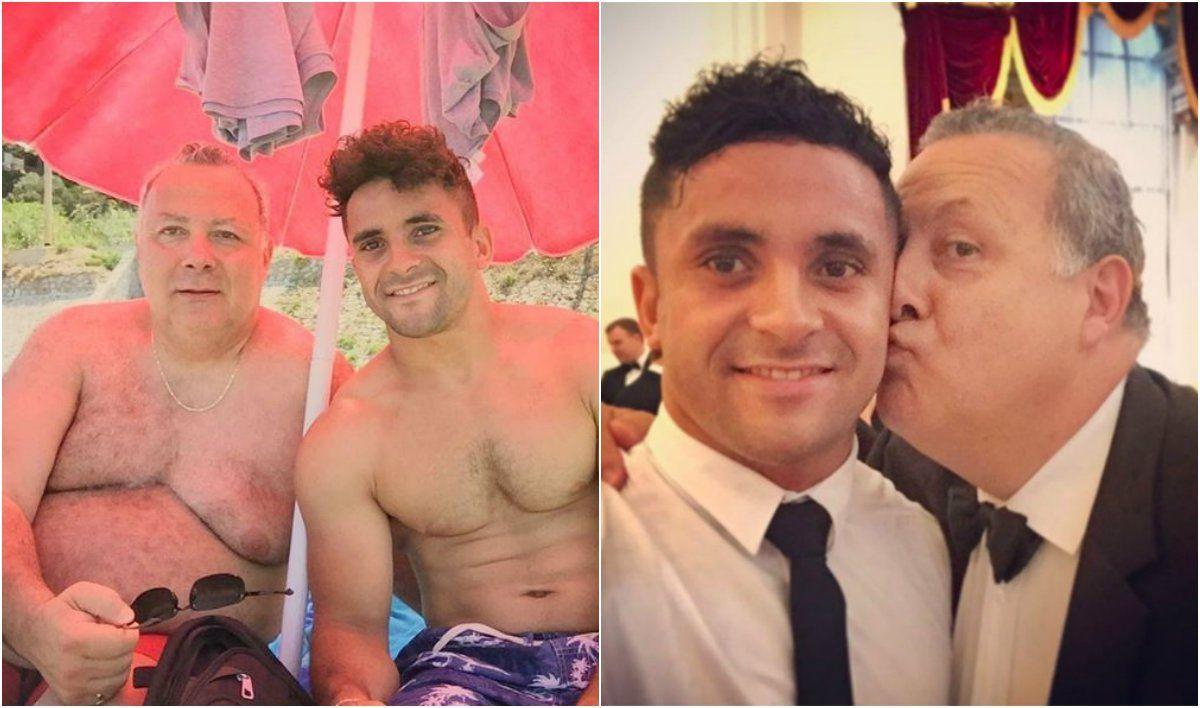 Jogador de rugby exibe namorado para romper preconceitos