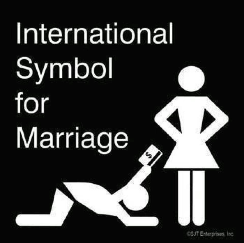 The International Symbol of Marriage So True Cute Funny Quotes About Life