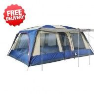 OZtrail Sportiva Lodge Family Tent - $449.00  sc 1 st  Pinterest & OZtrail Sportiva Lodge Family Tent - $449.00 | Camping | Pinterest ...
