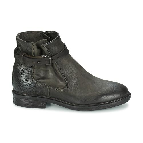 Bottines / Boots Airstep / A.S.98 ETIENNE Noir 350x350