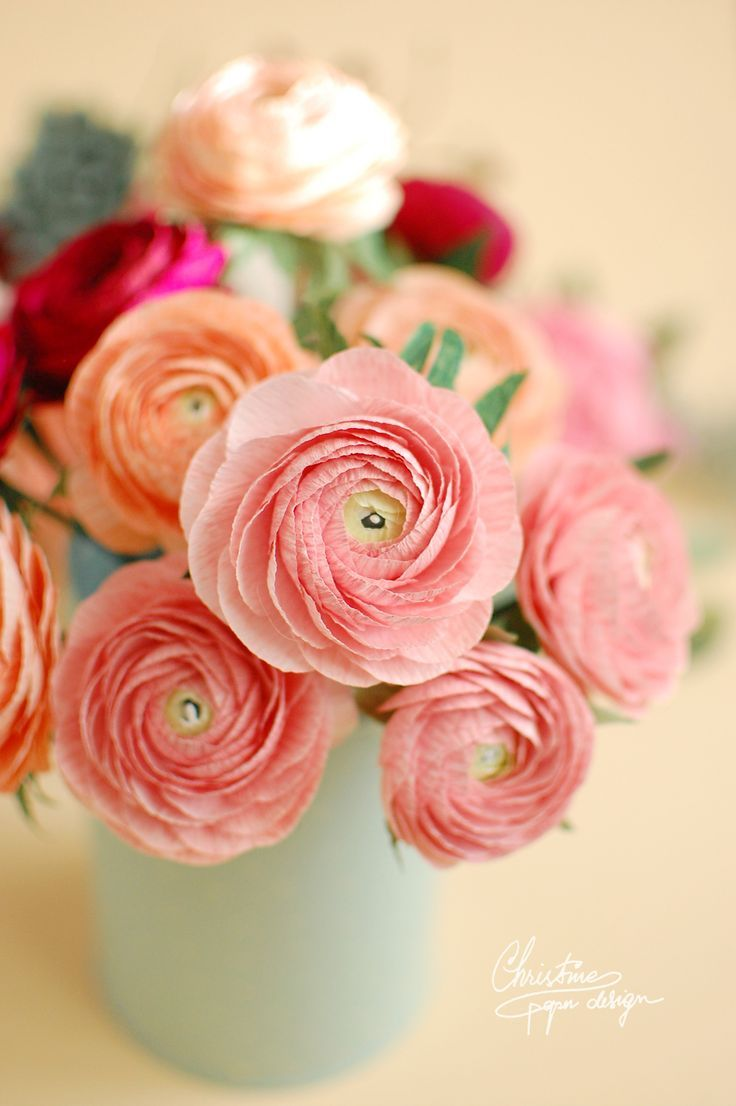 Paper Flowers Centerpiece Paper Crafts And Paper Flowers Paper