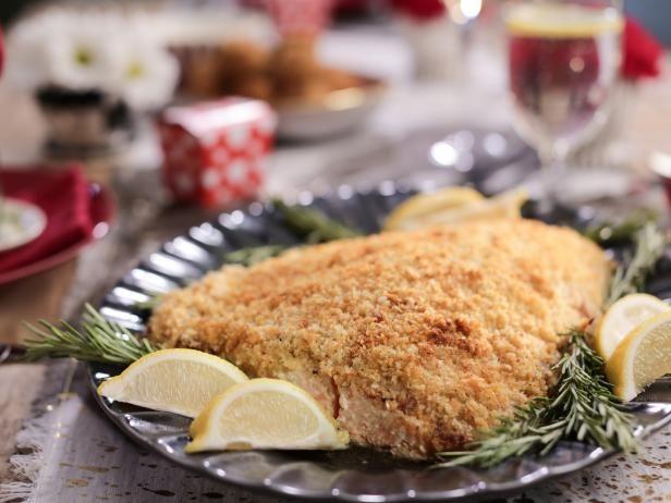 Whole Roasted Side of Salmon #valeriebertinellirecipes