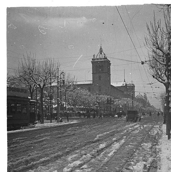 Barcelona 1924 pla a universitat barcelona antigua - Placa universitat barcelona ...