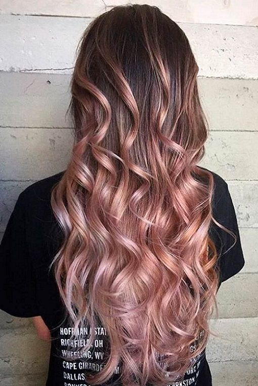 30 Fabulous Brown Ombre Hair Color Ideas 2018 | Brown ombre hair