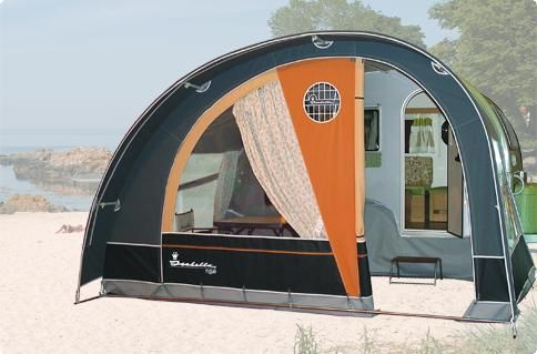 Southdowns | Tab Caravans T@B Awning | Small camping ...