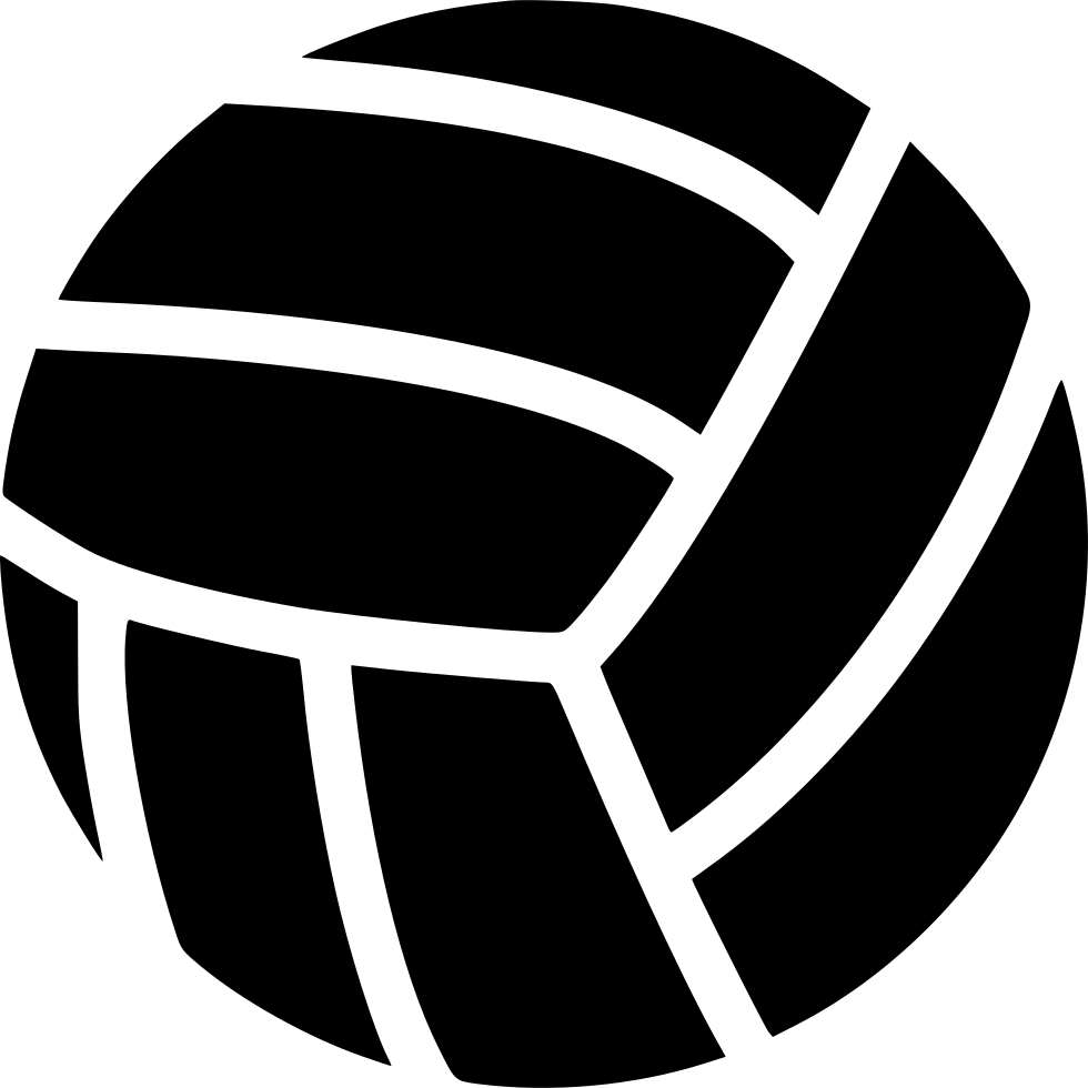 Volleyball Svg Png Icon Free Download 531526 Onlinewebfonts Com Volleyball Designs Volleyball Free Cricut Images