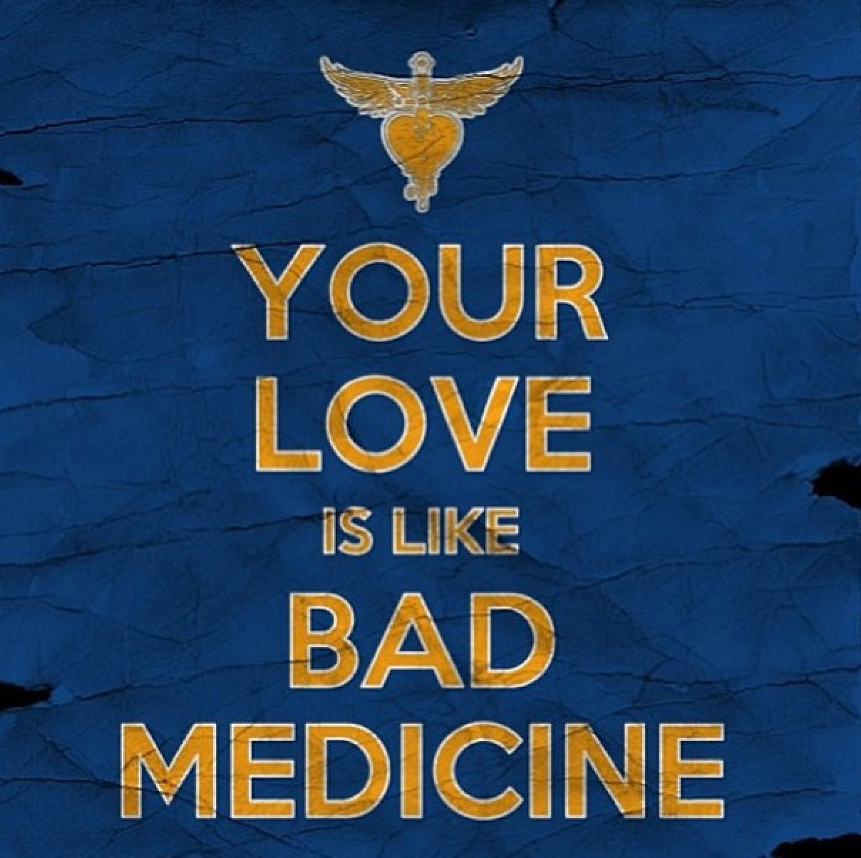 Category - Bad Medicine