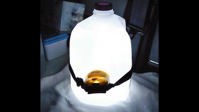 Reusing big plastic water/milk bottles/jugs   ecogreenlove