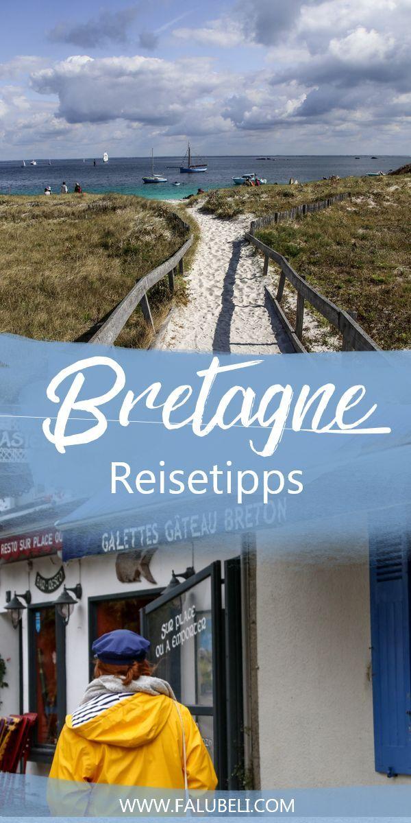 Bretagne – Sehenswürdigkeiten, Reiseziele & Tipps für die Südbretagne in Frankreich