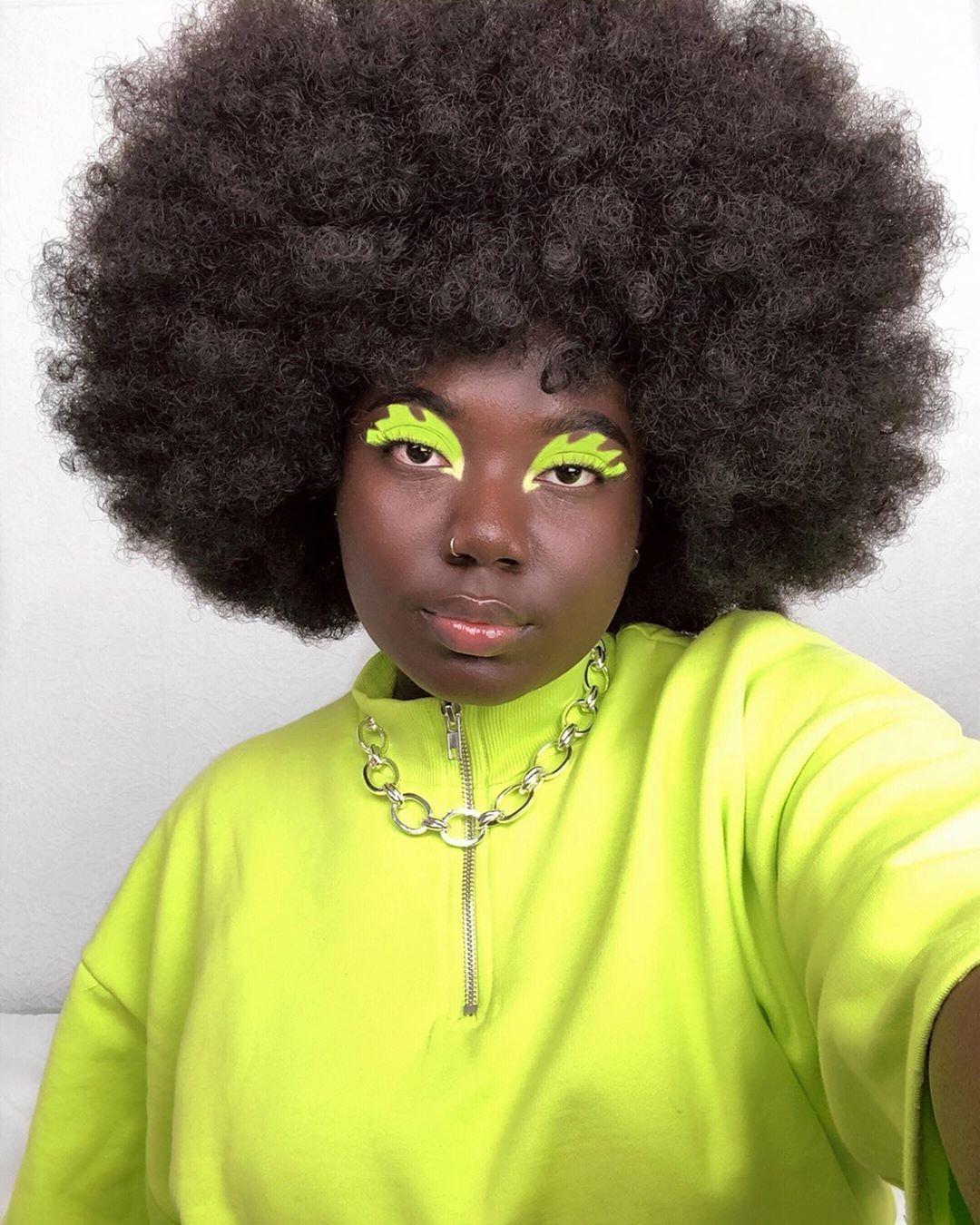 46+ Coiffure afro jaune inspiration