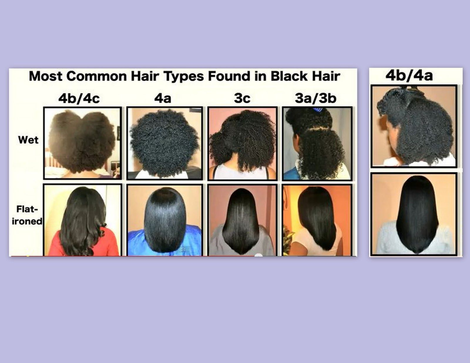 Black Hair Showcase Common Hair Types For The Love Of Curls Natural Hair Styles Hair Wont Grow Natural Hair Types