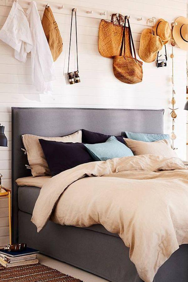 Mit diesen 5 kleinen DesignTricks wirkt dein Schlafzimmer