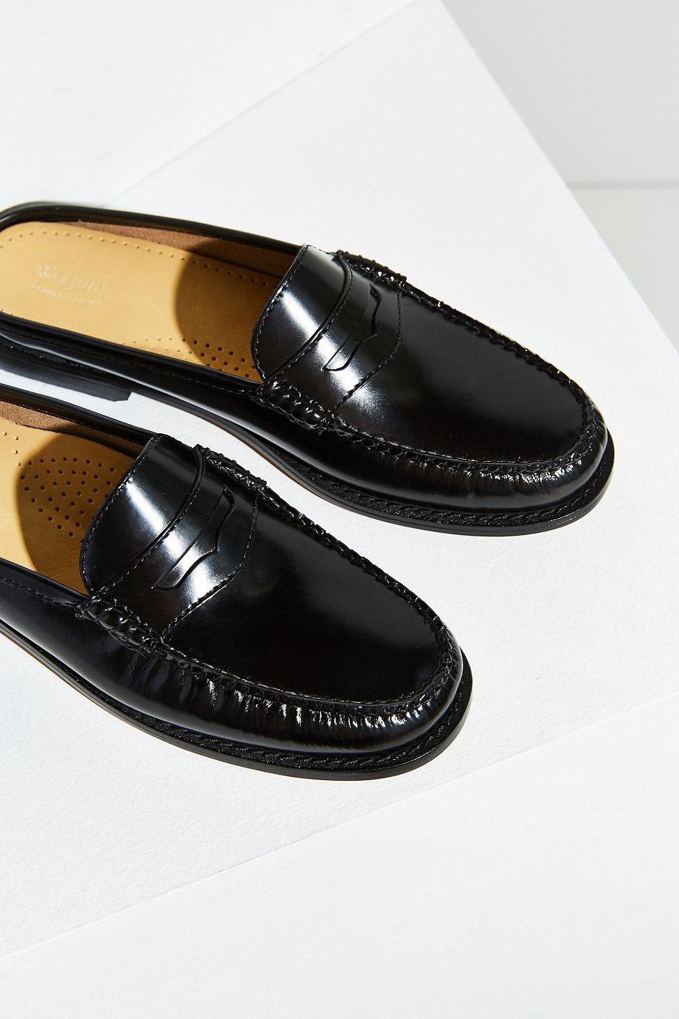 3b0f7bb6686 Urban Outfitters Bass Wynn Mule - Black 7.5 Fall Winter Shoes
