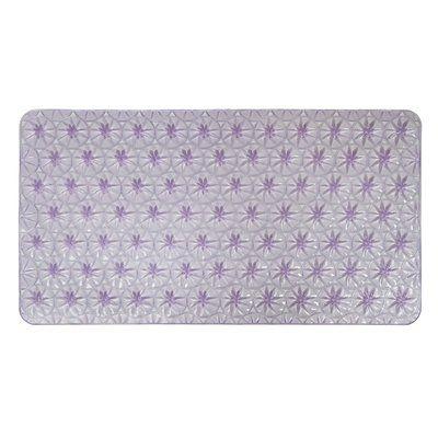 Attraction Design Home Non Slip Shower Mat Colour Purple In 2020