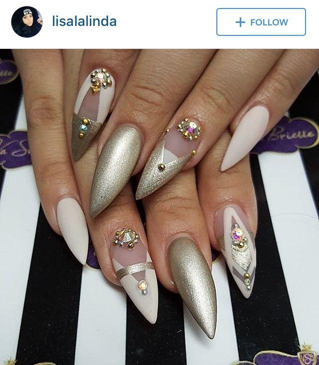 Pin by Salisha Corion on boycutstyle   Pinterest   Nail nail, Dope ...