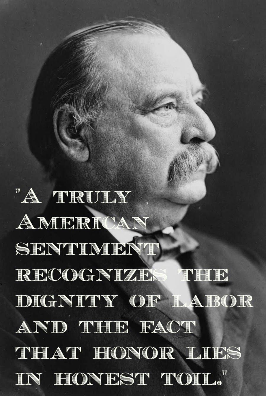 Grover Cleveland Quotes Inspirational Quotes Quotes
