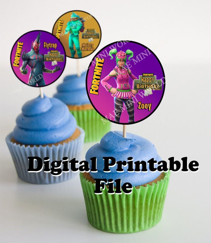 Happy Birthday Boy 11th Ideas Dance Cupcakes Print And Cut