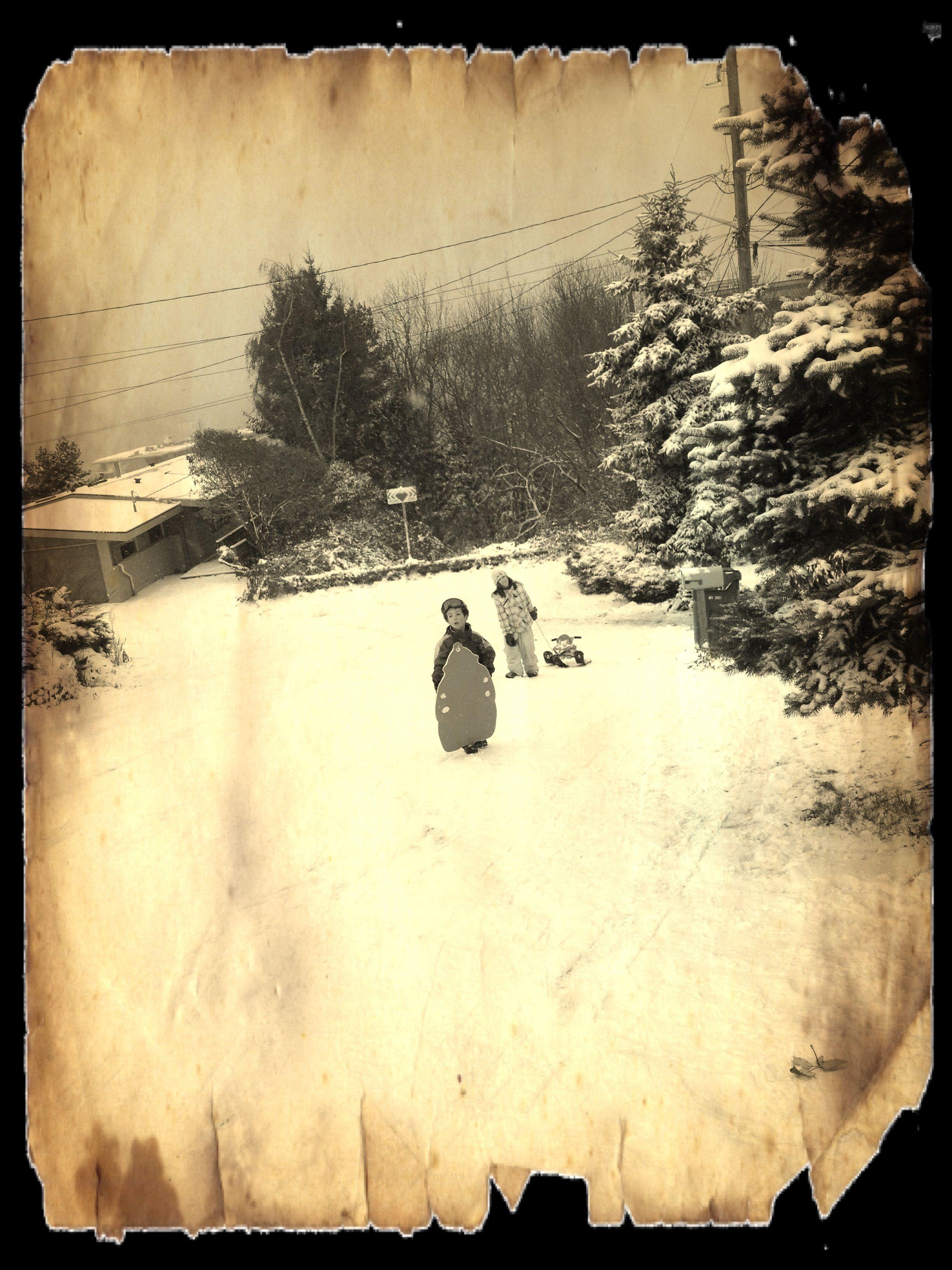 snowbound in seattle