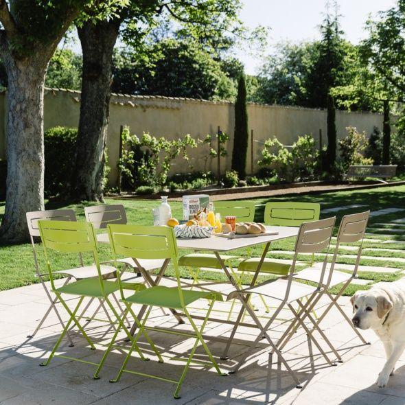 Salon de jardin Fermob : 8 pers | Salons de jardin et autres ...