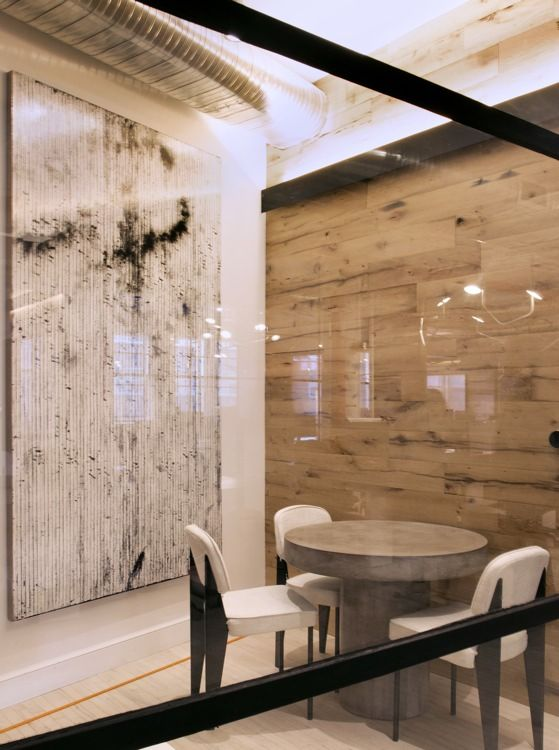 Union Square Office Designed By Nate Berkus Interiors.