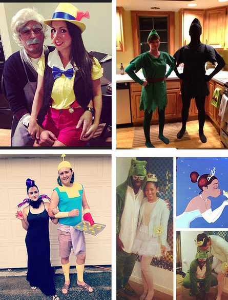 17 Unique DIY Disney Halloween Couples Costumes No One Else