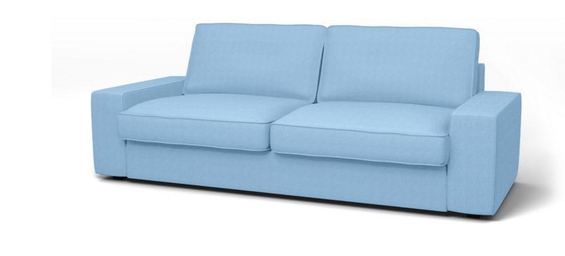 Sofabezüge light denim blue kivik 3er sofabezug sofabezüge bemz living