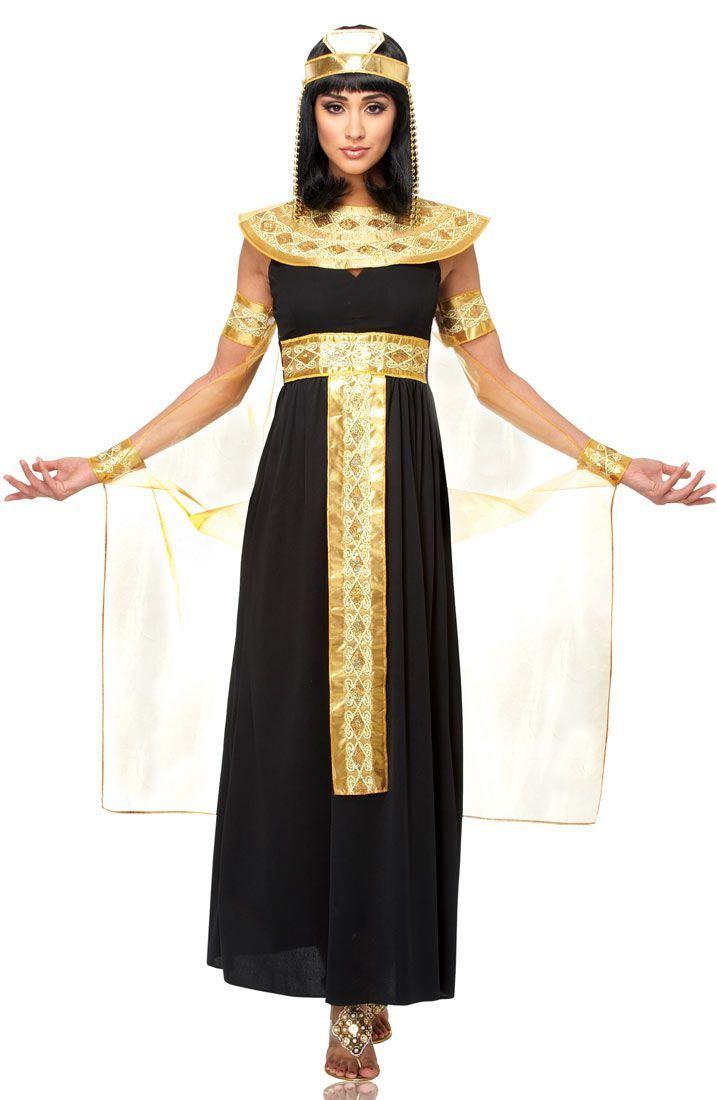 Egiziano DEA costume bambini NUOVO-ragazza Carnevale Travestimento kostü