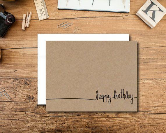 Geburtstagskarte - zum Geburtstag-Karte #diybirthdaydecor