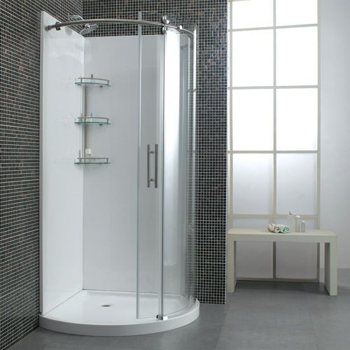 Ove Decors – Ariel Round Corner Shower | Ideas for my house ...