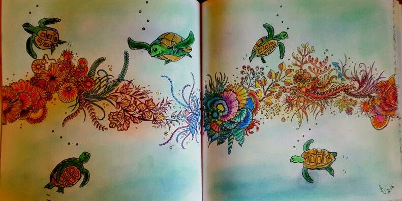 Lost Ocean Turtles added by Linda Joy